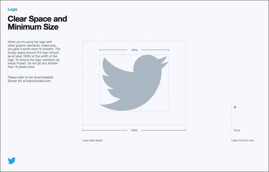 twitter style guide