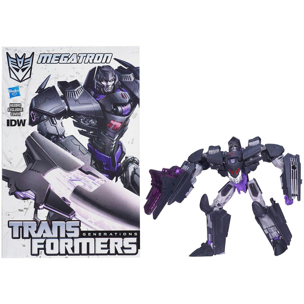 megatron transformer toy instructions