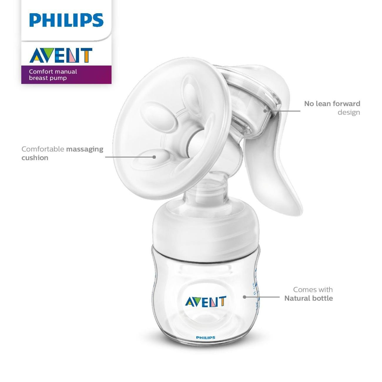 philips avent breast pump instructions