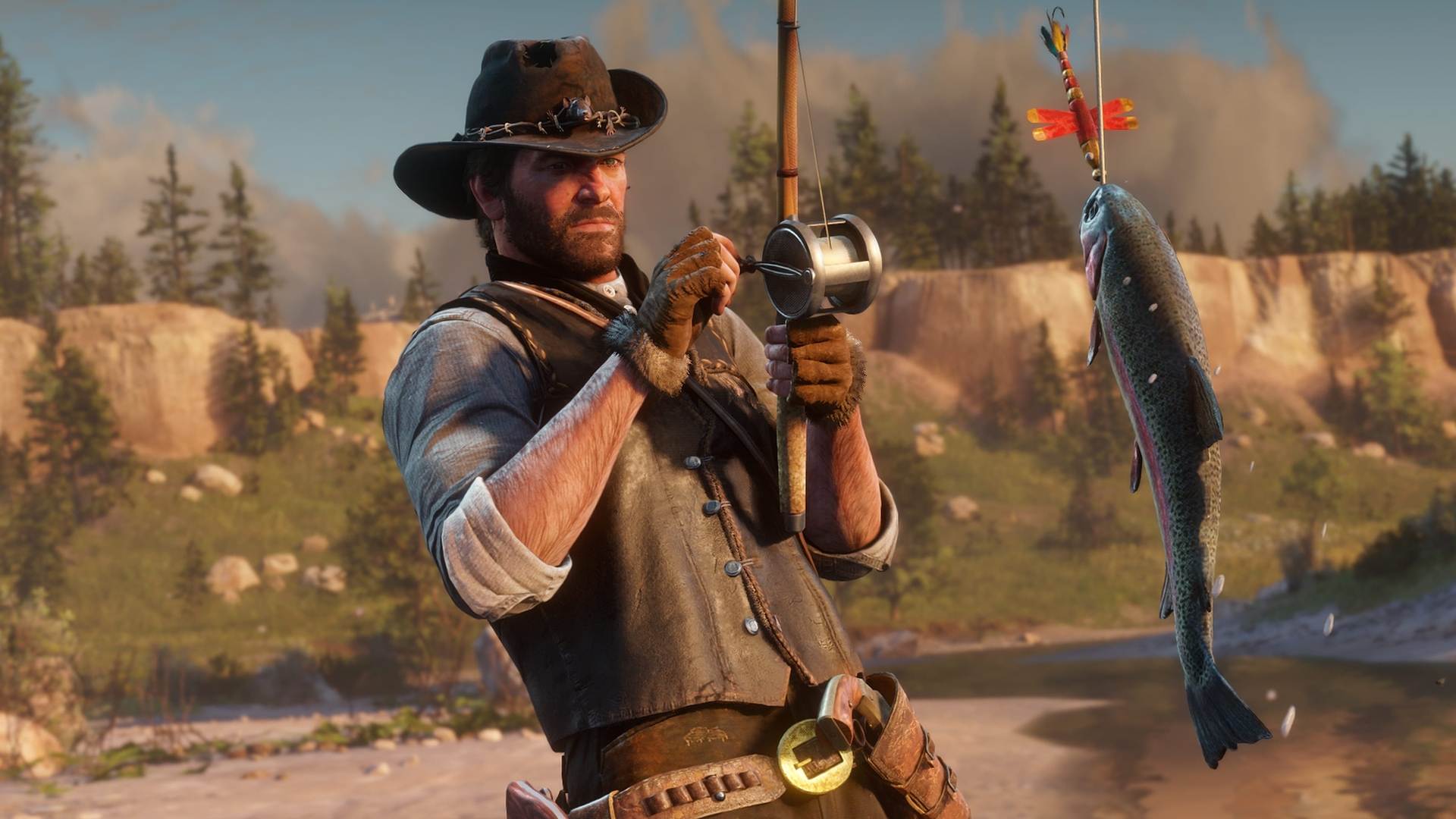red dead 2 hunting guide