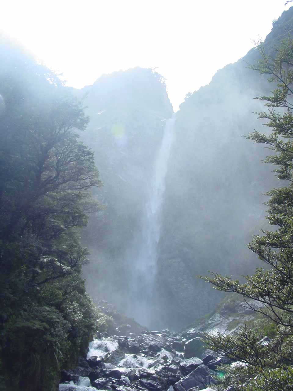 punchbowl falls nz photography guide