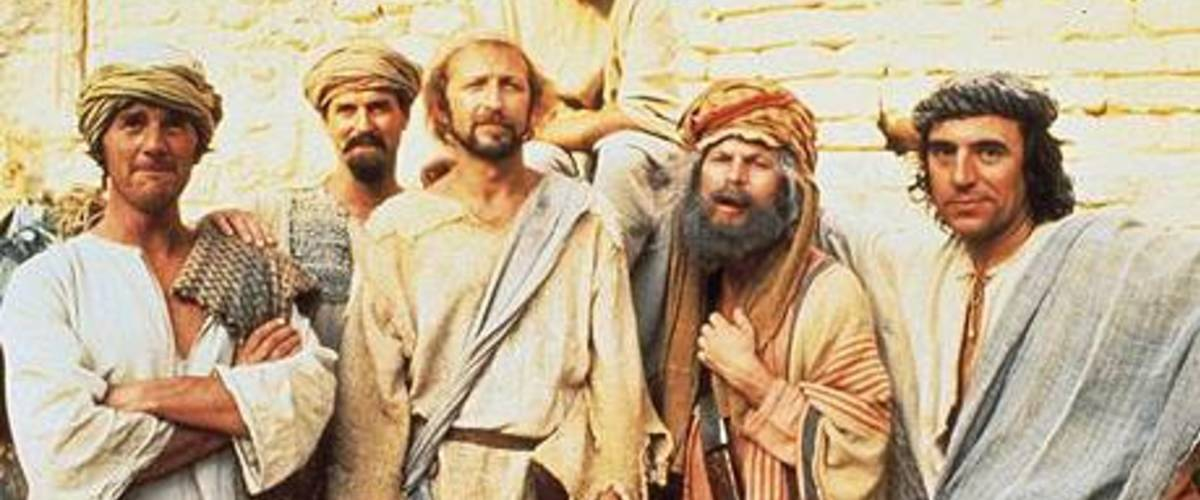 monty python life of brian parents guide