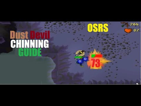 osrs chinning guide 2018