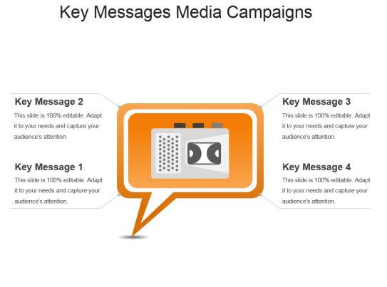 sample key messages