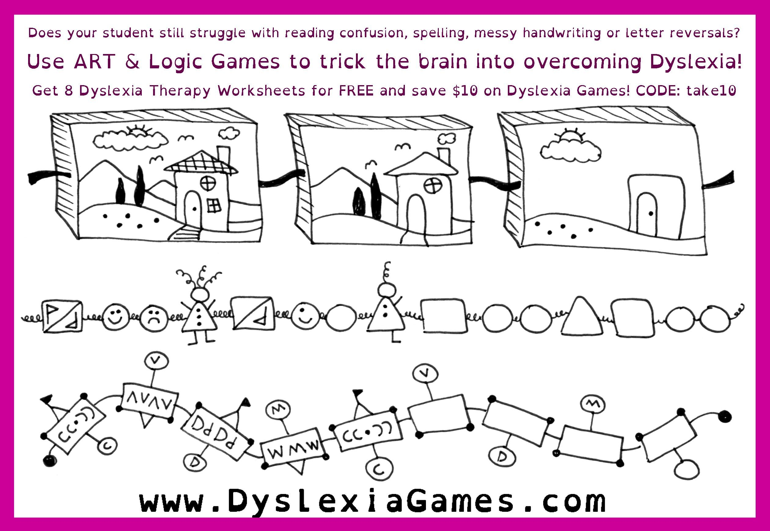 worksheets for dyslexia spelling pdf